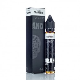 VGOD Cubano Salt (Black)